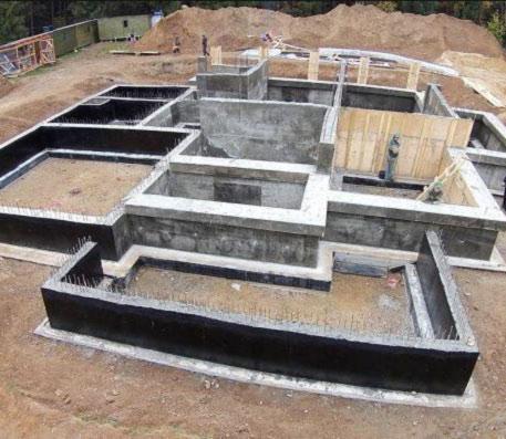 Фундамент монолитная плита - фото 10