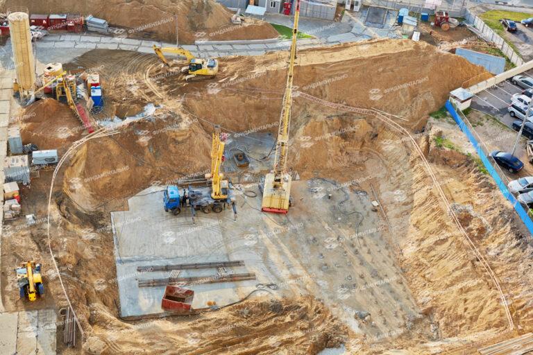 Строительство фундамента - фото 2