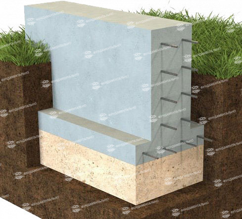 Цены на фундамент под ключ - фото 2