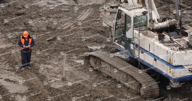 Фундамент для болотистого грунта - фото 2