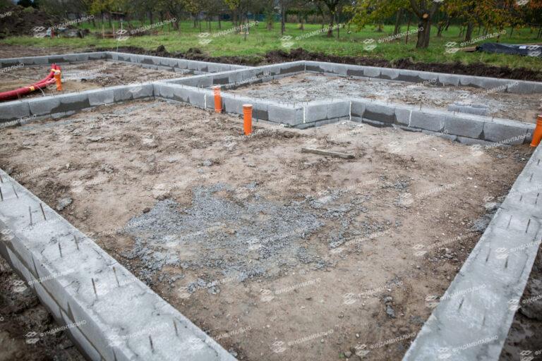 Фундамент на насыпном грунте - фото 2