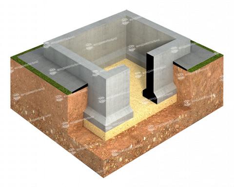 Усиление фундамента - фото 4